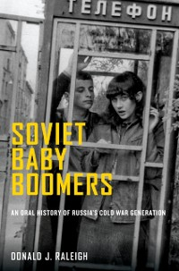 Cover Soviet Baby Boomers