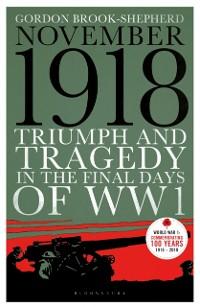Cover November 1918