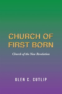 Cover Church of First Born