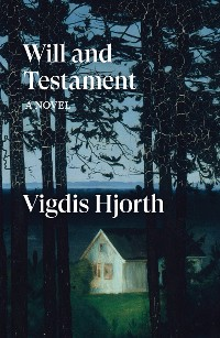 Cover Will and Testament