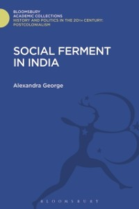 Cover Social Ferment in India