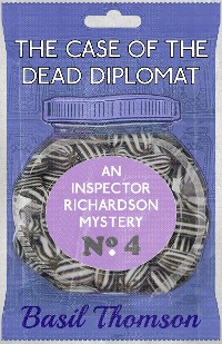Cover The Case of the Dead Diplomat