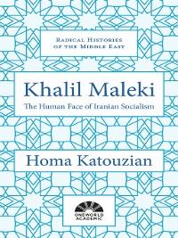 Cover Khalil Maleki