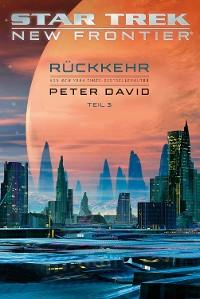 Cover Star Trek – New Frontier: Rückkehr 3
