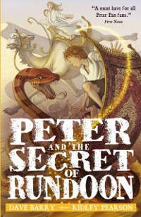 Cover Peter and the Secret of Rundoon