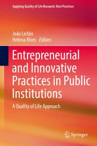 Cover Entrepreneurial and Innovative Practices in Public Institutions