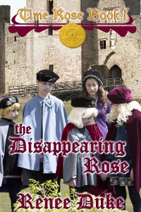 Cover The Disappearing Rose