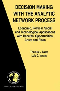 Cover Decision Making with the Analytic Network Process