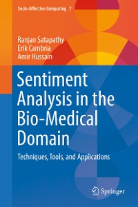 Cover Sentiment Analysis in the Bio-Medical Domain