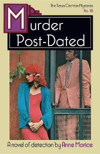 Cover Murder Post-Dated
