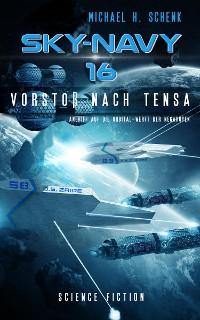 Cover Sky-Navy 16 - Vorstoß nach Tensa