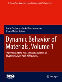 Cover Dynamic Behavior of Materials, Volume 1