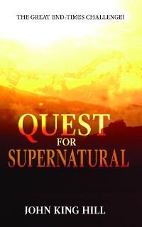 Cover QUEST FOR SUPERNATURAL