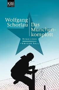 Cover Das München-Komplott