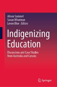 Cover Indigenizing Education