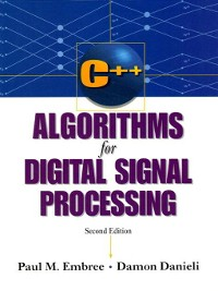 Cover C++ Algorithms for Digital Signal Processing