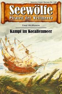 Cover Seewölfe - Piraten der Weltmeere 738