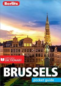 Cover Berlitz Pocket Guide Brussels