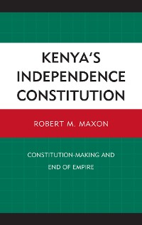 Cover Kenya's Independence Constitution
