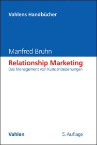 Cover Relationship Marketing