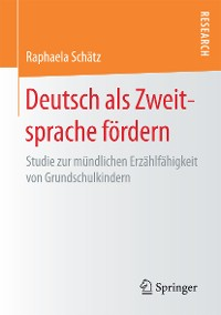 Cover Deutsch als Zweitsprache fördern