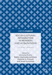 Cover Socio-Cultural Integration in Mergers and Acquisitions