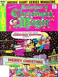 Cover Sabrina's Christmas Magic (2014), Issue 9