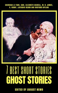 Cover 7 best short stories - Ghost Stories