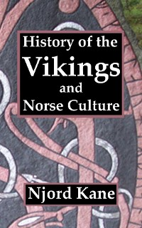 Cover History of the Vikings and Norse Culture