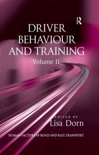 Cover Driver Behaviour and Training: Volume 2