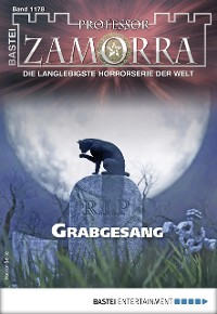 Cover Professor Zamorra 1178 - Horror-Serie