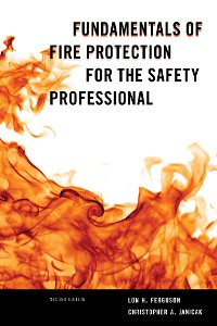 Cover Fundamentals of Fire Protection for the Safety Professional