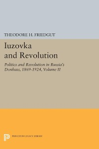 Cover Iuzovka and Revolution, Volume II