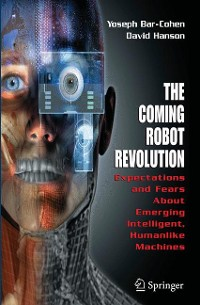 Cover The Coming Robot Revolution