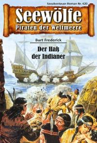 Cover Seewölfe - Piraten der Weltmeere 620