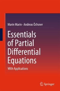 Cover Essentials of Partial Differential Equations