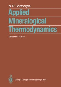 Cover Applied Mineralogical Thermodynamics