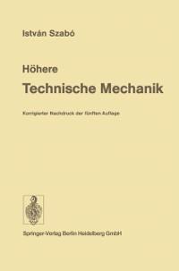 Cover Hohere Technische Mechanik