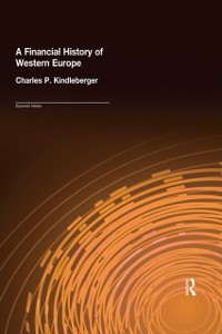 Cover Financial History of Western Europe