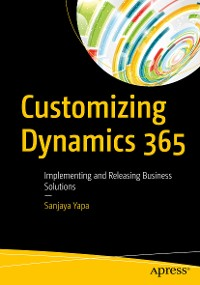Cover Customizing Dynamics 365