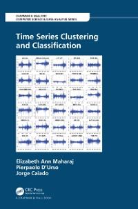 Cover Time Series Clustering and Classification