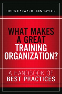 Cover What Makes a Great Training Organization?