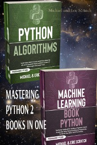 Cover MASTERING PYTHON 2 BOOKS IN ONE