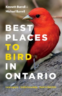 Cover Best Places to Bird in Ontario