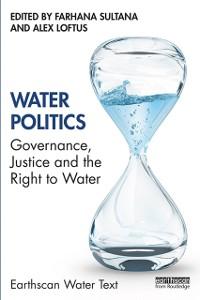 Cover Water Politics