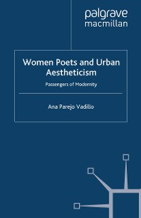Cover Women Poets and Urban Aestheticism