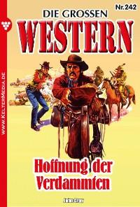Cover Die großen Western 242