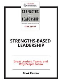 Cover Strengths-Based Leadership