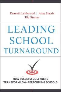 Cover Leading School Turnaround