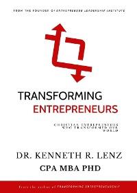 Cover Transforming Entrepreneurs